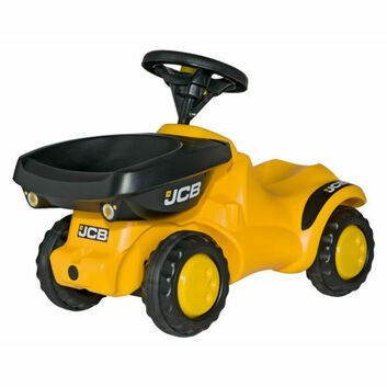 Rolly Minitrac JCB Dumper Ride-On