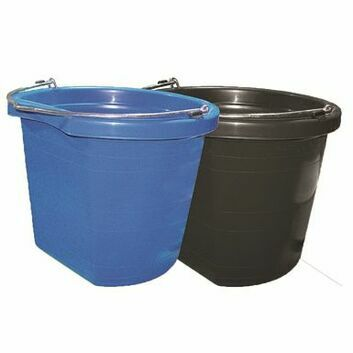 StableKit Flat Backed Bucket Standard - 3 Gallon