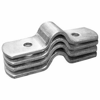 StableKit Hay Rack Corner & Straight Wall Spare Bracket - 4 PACK