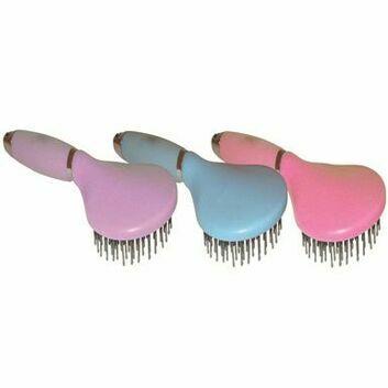 StableKit Mane & Tail Brush Gel Handle