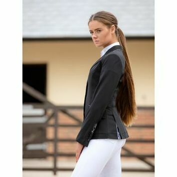 Mark Todd Show Jacket Sport Ladies Navy