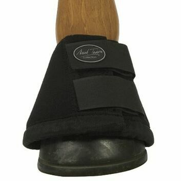 Mark Todd Over Reach Boots Easy Use Black