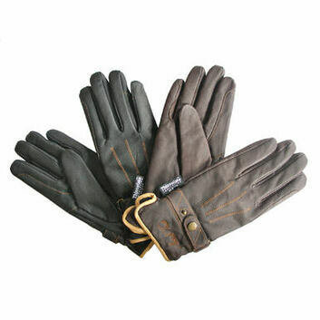 Mark Todd Winter Gloves with Thinsulate Adult Brown