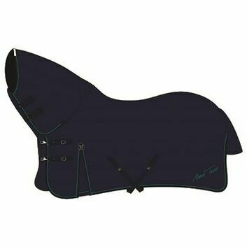 Mark Todd Stable Rug Heavyweight Combo Navy/Jade