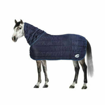Masta Rug Lining Quilted with Neck Cover Navy
