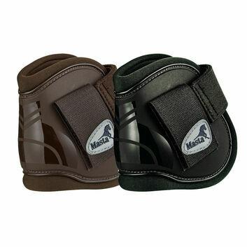 Masta Fetlock Boots Deluxe Black - PONY