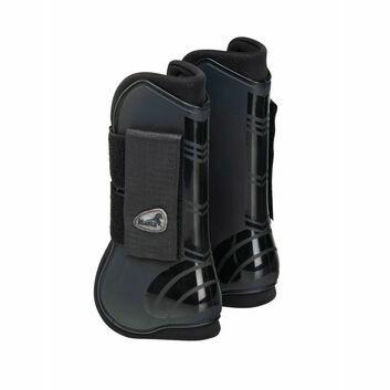 Masta Tendon Boots Open Deluxe Black