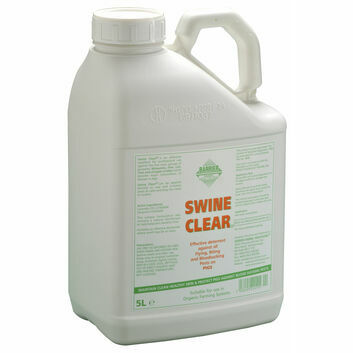 Barrier Swine Clear for Pigs - 5 Litre