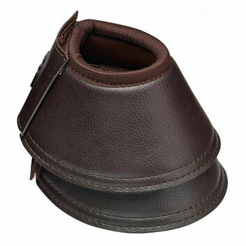 Masta Over Reach Boots Leather Look Neoprene Brown