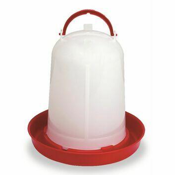 Gaun Eco Chicken Drinker in Red