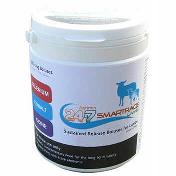 Agrimin 24-7 Smartrace for Lambs Bolus - 200 PACK