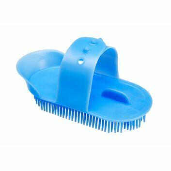 Cottage Craft Curry Comb Plastic - Junior
