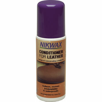 Nikwax Conditioner for Leather - 125 ML