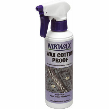 Nikwax Wax Cotton Proof Neutral Spray - 300 ML