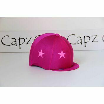 Capz Motif Cap Cover Lycra Starz
