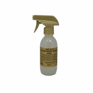 Gold Label Waterproof Spray Wax - 250 ML