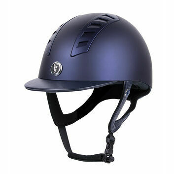 Gatehouse Chelsea Pro Air Vent Riding Helmet Matt Navy