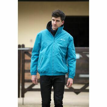 Mark Todd Blouson Jacket Fleece Lined Unisex Petrol