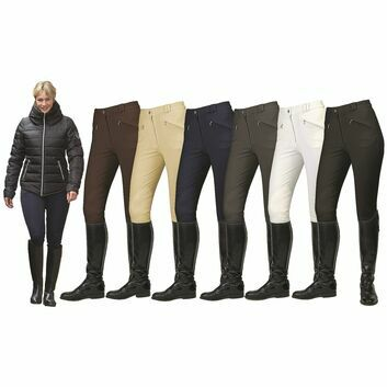Mark Todd Breeches Gisborne Ladies Black
