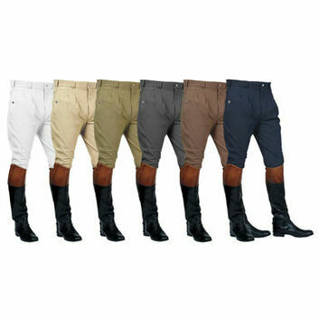 Mark Todd Breeches Auckland Mens Charcoal