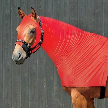 Masta Head & Neck Cover Lycra Red