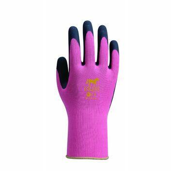 Towa Equine Gloves Pink