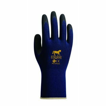 Towa Equine Gloves Navy