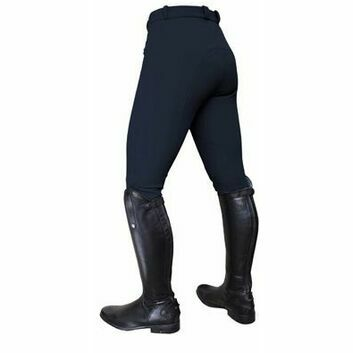 Mark Todd Breeches Winter Performance Ladies Navy