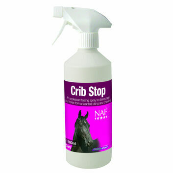 NAF Crib Stop Spray - 500 ML