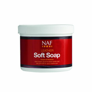 NAF Leather Soft Soap - 450 GM