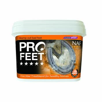 NAF Five Star Pro Feet Powder