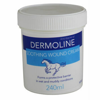 Dermoline Soothing Wound Cream - 240 ML