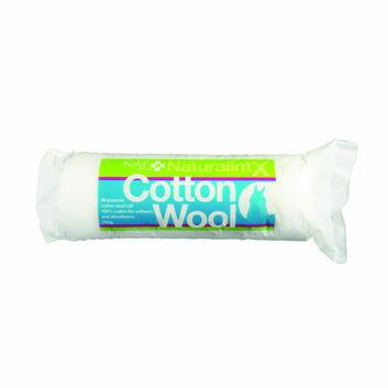 NAF NaturalintX Cotton Wool - 350 GM