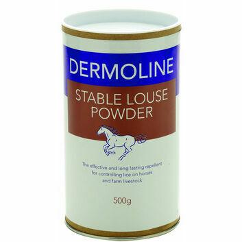 Dermoline Stable Louse Powder - 500 GM