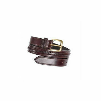 Caldene Belt Alderley Leather Havana