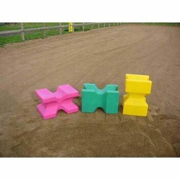 Classic Showjumps Pro-Jump X-Block