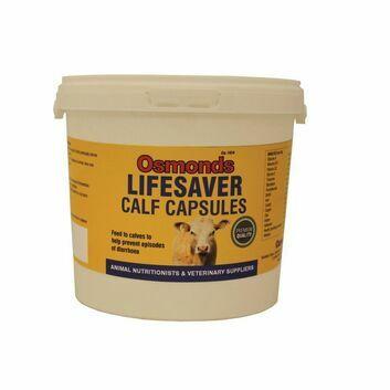 Osmonds Lifesaver Calf Capsules - 50 PACK