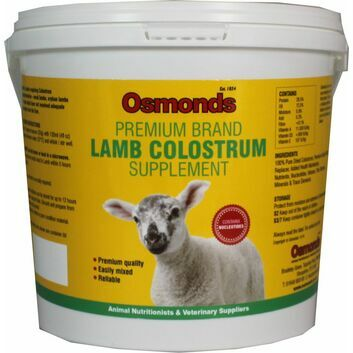 Osmonds Premium Brand Lamb Colostrum