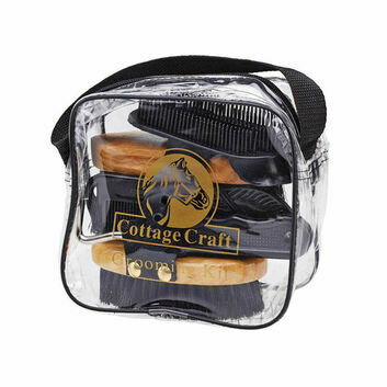 Cottage Craft Horse Grooming Kit Junior