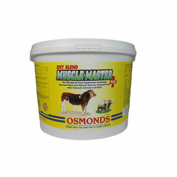 Osmonds Muscle Master Dry Blend Plus