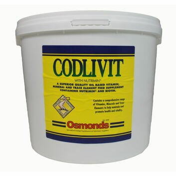 Osmonds Codlivit NO Copper - 25 KG