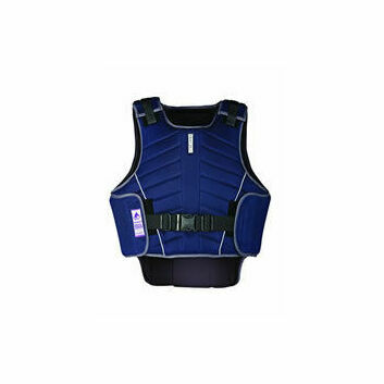 Harry Hall Body Protector Zeus Adult Navy