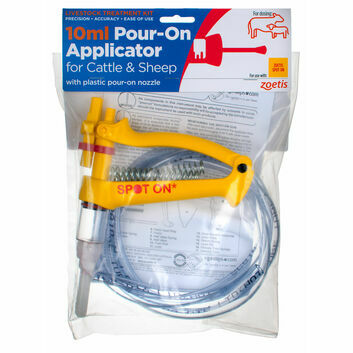 Zoetis Cattle & Sheep Pour-On Applicator - 10 ML