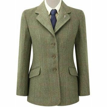 Caldene Competition Jacket Belvoir Keepers Tweed Ladies