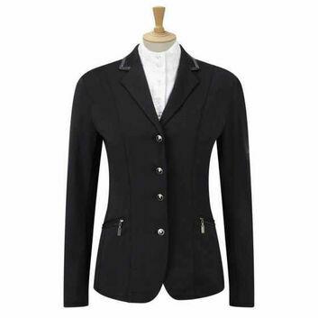 Caldene Competition Jacket Cadence Stretch Ladies Black