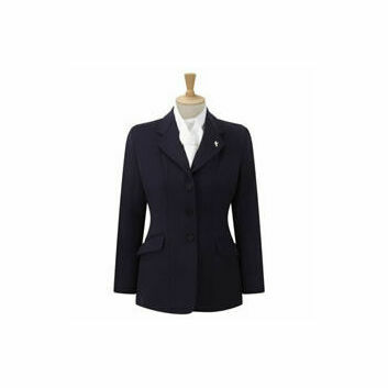 Caldene Competition Jacket Roxburgh Hunt Coat Ladies Navy