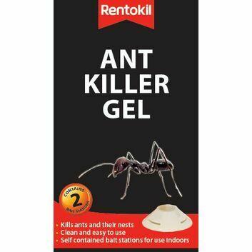 Rentokil Ant Killer Gel - TWIN PACK