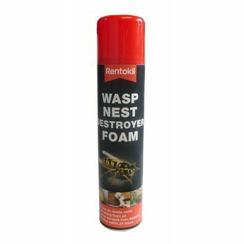 Rentokil Wasp Nest Destroyer Foam - 300 ML