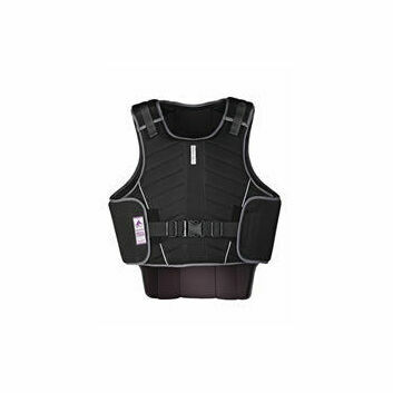 Harry Hall Body Protector Zeus Child Black