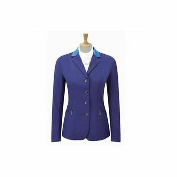 Caldene Competition Jacket Scope Girls Navy